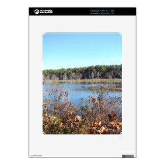 Sams Lake Bird Sanctuary iPad Skin