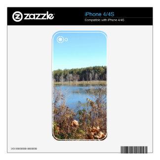 Sams Lake Bird Sanctuary iPhone 4S Skin