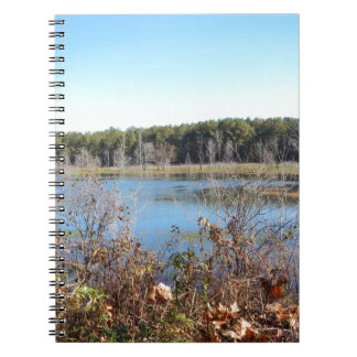 Sams Lake Bird Sanctuary Notebook