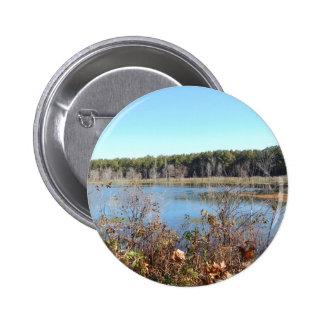 Sams Lake Bird Sanctuary Pinback Button