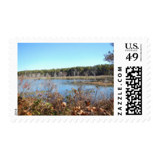 Sams Lake Bird Sanctuary Postage