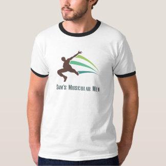 Sam's Muscular Men - Run for Sam Shirt