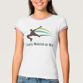 Sam's Muscular Men - Run for Sam Tee Shirt