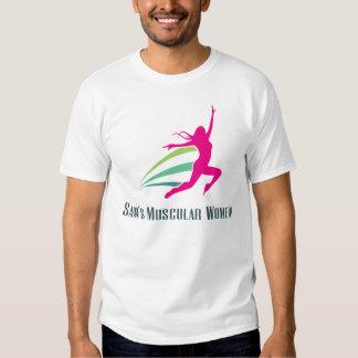 Sam's Muscular Women - Run for Sam Shirt