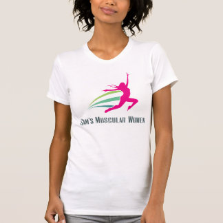 Sam's Muscular Women - Run for Sam Tee Shirt