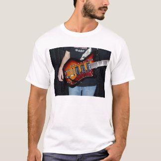 Sam's New Guitar - Eastwood Airline T-Shirt