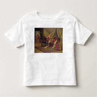 Samson and Delilah 2 Toddler T-shirt