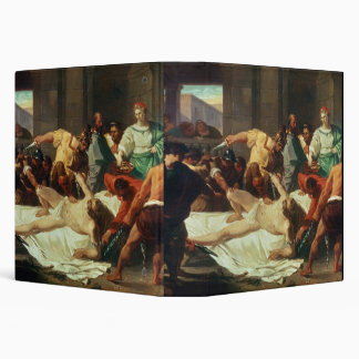 Samson betrayed by Delilah (oil on canvas) Binder