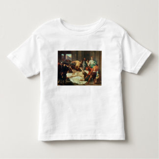 Samson betrayed by Delilah (oil on canvas) Toddler T-shirt