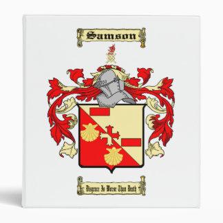 "Samson (inglés) carpeta 1"""