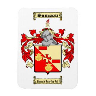 Samson (inglés) imanes