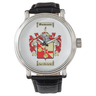 Samson (inglés) relojes de pulsera