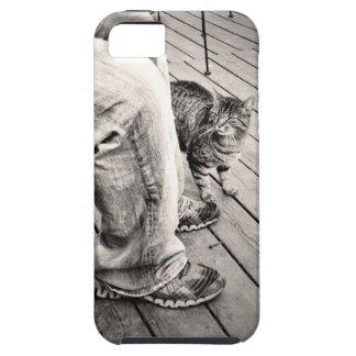 Samson the Cat iPhone SE/5/5s Case