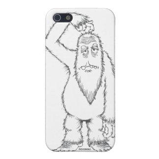 Samson Weird-Beard Goon Cover For iPhone SE/5/5s
