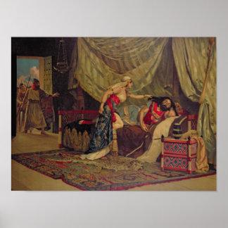 Samson y Delilah 2 Poster