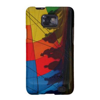 Samsumg Galaxy S Case Colorful Balloon Galaxy SII Cases