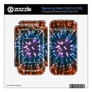 Samsung Alias 2 SCH-U750 Skin For Samsung Alias 2