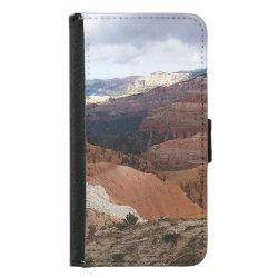 Galaxy S5 Wallet Case with Weimaraner Phone Cases design