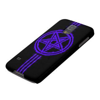 Samsung Elite Devil's Astral Pentagram Galaxy S5 Covers