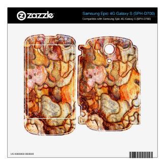 Samsung Epic 4G Galaxy S (SPH-D700) Samsung Epic Skin