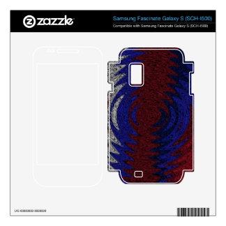 Samsung Fascinate Galaxy S SCH-1500 Samsung Fascinate Skins