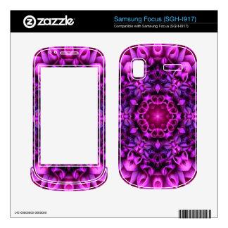 Samsung Focus Mandala Skin Samsung Focus Decals