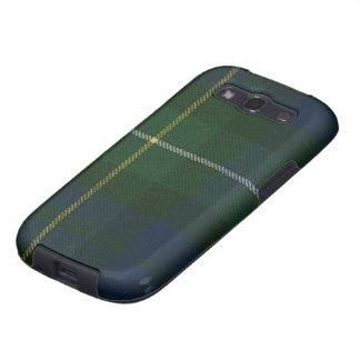 Samsung Galaxie Campbell of Louden Modern Tartan Samsung Galaxy SIII Cover