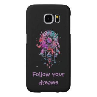 Samsung Galaxy 6 Dream Catcher Phone Case