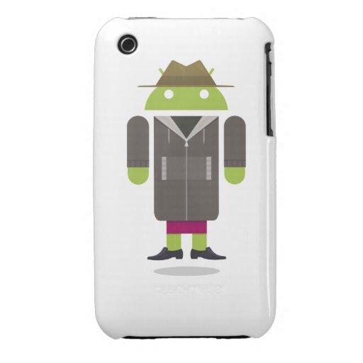 Samsung Galaxy Androidify Phone Case iPhone 3 Case