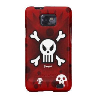 Samsung Galaxy bt - Damage Inc Skull Samsung Galaxy S Cover