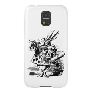 Samsung Galaxy illustration Alice in Wonderland Galaxy S5 Cover