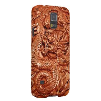 samsung galaxy nexus copper dragon case