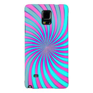 Samsung Galaxy Note 4 Case Spiral Vortex