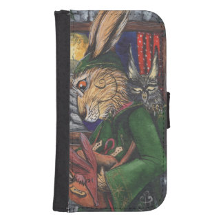 Samsung Galaxy phone cover - Matlock the Hare