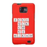 KEEP CALM AND DO SCIENCE  Samsung Galaxy S2 Cases