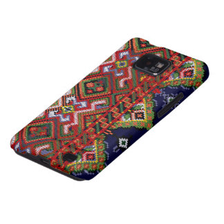 Samsung Galaxy S2 Cross Stitch Embroidery Case Samsung Galaxy S2 Covers