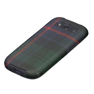Samsung Galaxy S3 Armstrong Modern Tartan Case Galaxy SIII Cover