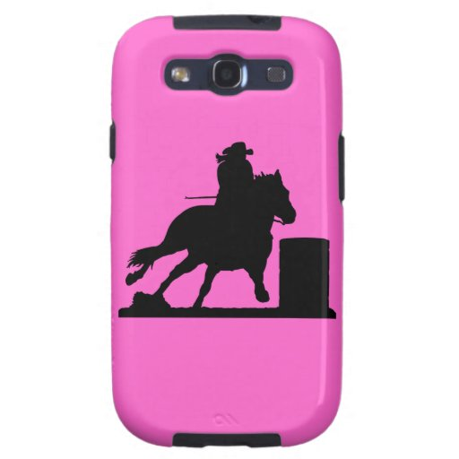 SAMSUNG GALAXY S3 BARREL RACER CELL CASE GALAXY S3 COVERS