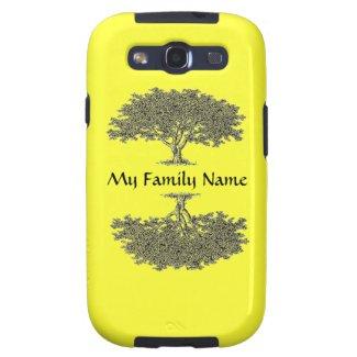 Samsung Galaxy S3/BT - Family tree