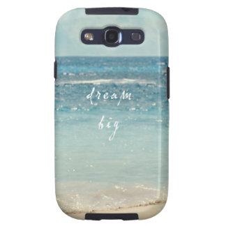 Samsung galaxy S3 case - Dream big