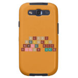 Happy  Periodic  Table Day Fellow Nerds  Samsung Galaxy S3 Cases