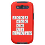 KEEP CALM AND DO SCIENCE  Samsung Galaxy S3 Cases