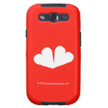 [Two hearts]  Samsung Galaxy S3 Cases