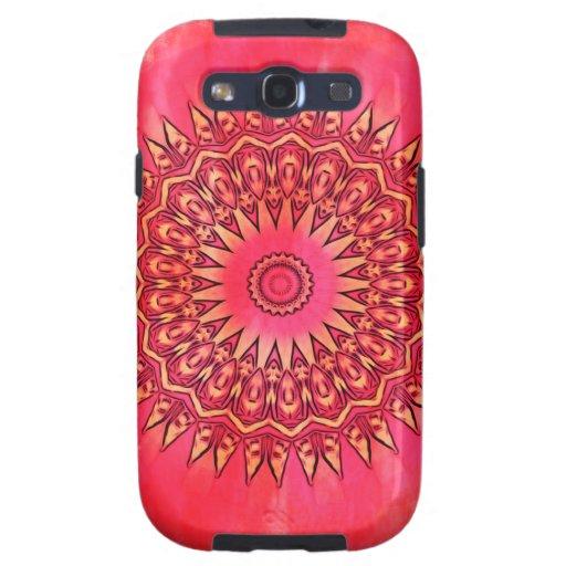 Samsung Galaxy S3 Pink Southwestern Pattern Galaxy S3 Cover