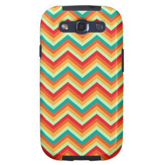 Samsung Galaxy S3 Vibe Case Zig Zag Pattern Samsung Galaxy S3 Cover