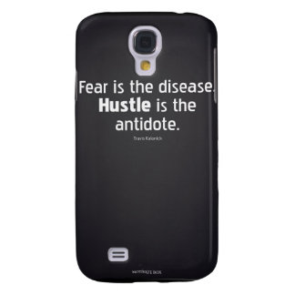 Samsung Galaxy S4,Barely There-fear is the disease Samsung S4 Case