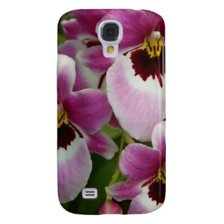 Samsung Galaxy S4 Case - Pansy Orchid