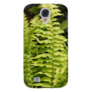 Samsung Galaxy S4 Case - Tiger Fern