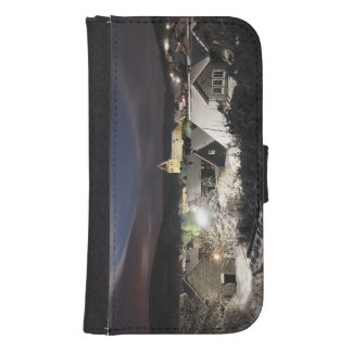 Samsung Galaxy S4 mobile phone purse village in Phone Wallet