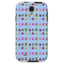 Samsung Galaxy S4 Owl Phone Case